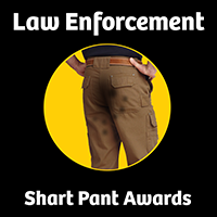 LawEnforcement ShartPantAwards