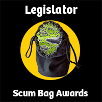 Legislator ScumBagAwards